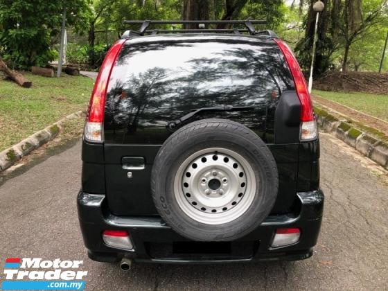 2005 PERODUA KEMBARA 1.3 CT ELEGANCE EZS (A) DVVT 4WD OTR
