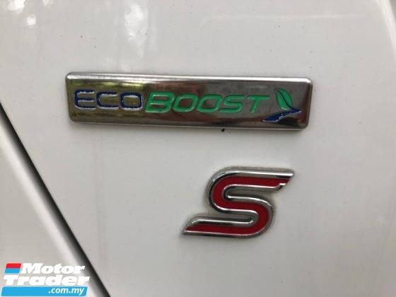 2014 FORD FIESTA 1.0 ECOBOOST S (A) TURBO GDI HATCHBACK