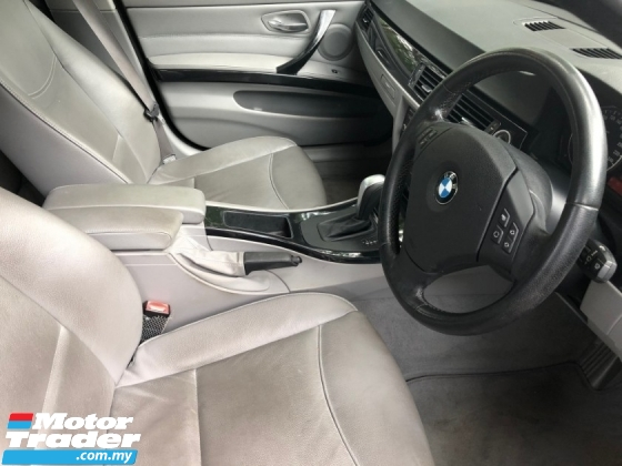 2010 BMW 3 SERIES 320I FACELIFT (CKD) (A) SPORTS LCI 1 OWNER