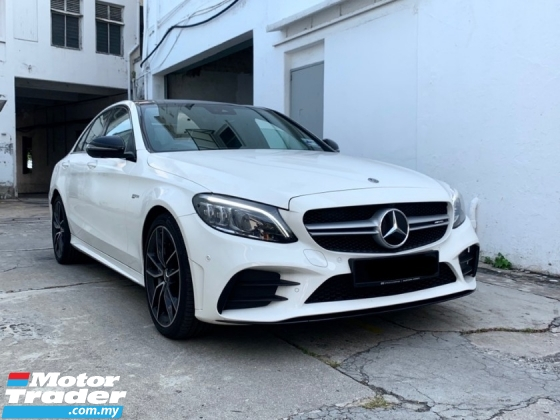 2018 MERCEDES-BENZ C-CLASS C43 AMG Pre-Owned