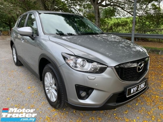 2014 MAZDA CX-5 2.0 SKYACTIV-G (A) CBU Model Sunroof Bose Sound System Director Owner TipTop Condition View to Confirm