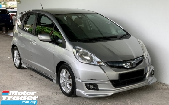 2013 HONDA JAZZ 1.3 (A) Facelift Modulo High Grade Spec