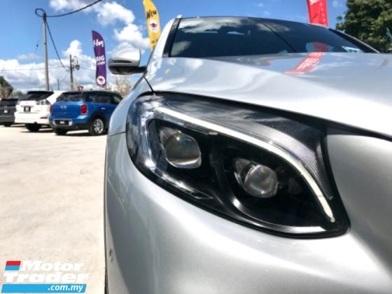 2017 MERCEDES-BENZ GLC 250 AMG LINE