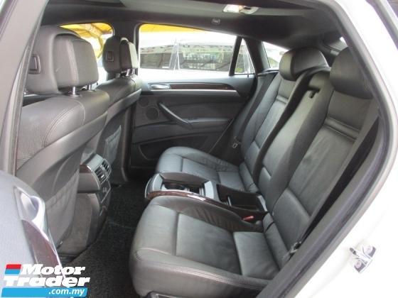 2008 BMW X6 XDRIVE 35I (A)