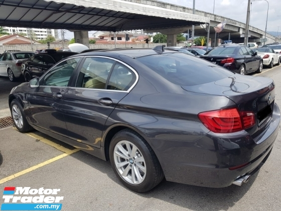 2011 BMW 5 SERIES 523I CKD (A) BEST DEAL (FREE 1 YEAR WARRANTY)