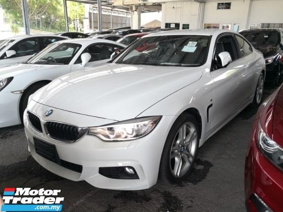 2015 BMW 4 SERIES 420i M Sport JPN SPec
