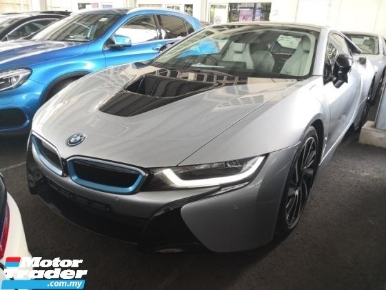2016 BMW I8 1.5 Turbo Hybrid