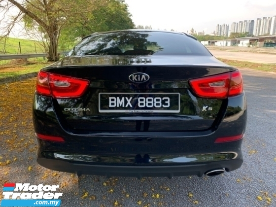 2015 KIA OPTIMA K5 2.0 (A) 2015 Facelift Model Nu Engine 1 Owner Only TipTop Condition View to Confirm