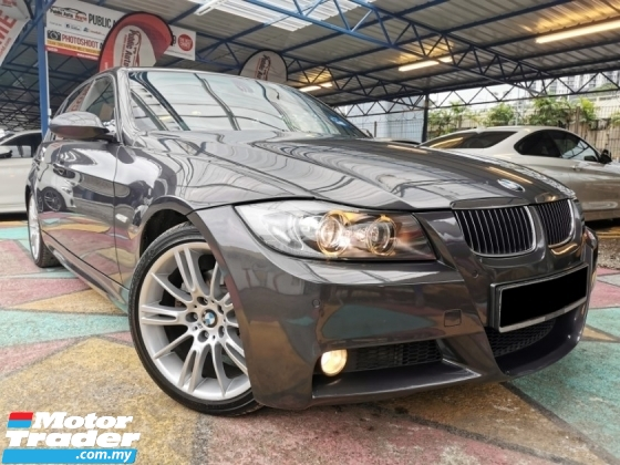 2007 BMW 3 SERIES E90 M-SPORT P/START PERFECT COND WARRANTY