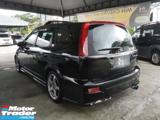 2003 HONDA STREAM HONDA STREAM I-VTEC Spec For Luxury