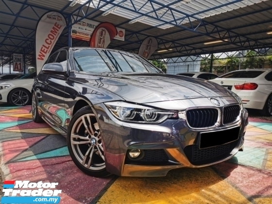2017 BMW 3 SERIES Bmw 330e M-SPORT F/SERVICE UnderWARRANTY YEAR 2017