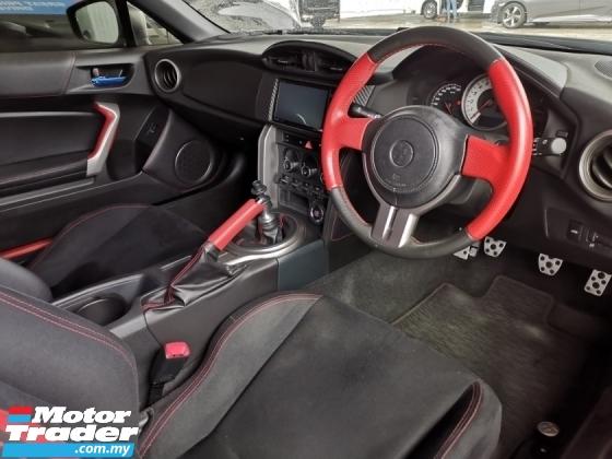 2015 TOYOTA 86 Toyota 86 GT 2.0 Manual