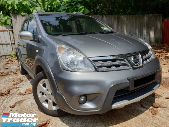 2012 NISSAN X-Gear 1.6 (A) 1 CAREFUL OWNER TIP TOP CONDITION