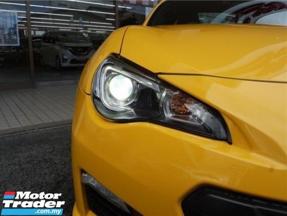 2015 SUBARU BRZ Subaru BRZ type S 2.0 Limited 300 units