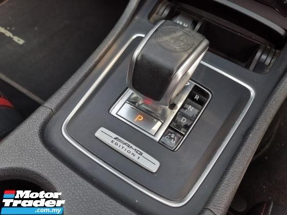 2015 MERCEDES-BENZ GLA 45 AMG 2.0 4MATIC SUV EDITION 1 UNREG