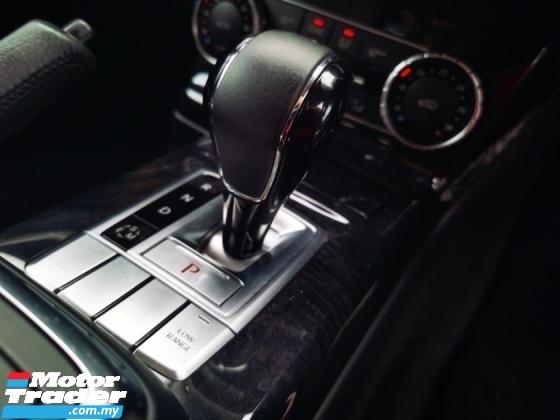 2016 MERCEDES-BENZ G-CLASS G350D NEW FACE-LIFT AMG BLUE TECH FULL SPECS