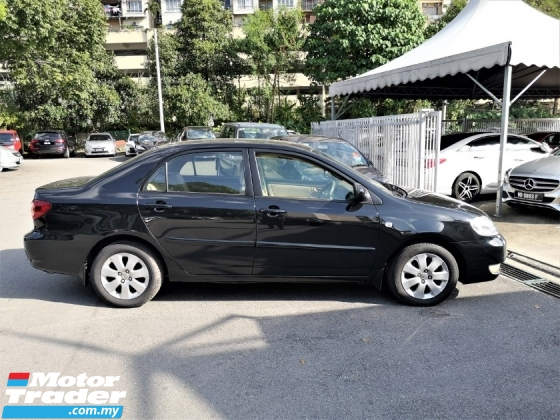2005 TOYOTA COROLLA ALTIS 1.6 E (A) TIP-TOP LIKE NEW PROMOTION 05