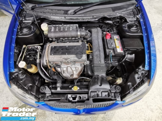 2007 PROTON SATRIA NEO 1.6 H-LINE (M) NEW PAINT SUBARU BLUE CASH AND CARRY ONLY