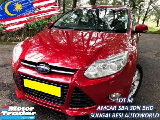 2014 FORD FOCUS 2.0 Ti-VCT SPORT + (A) HATCHBACK SUNROOF