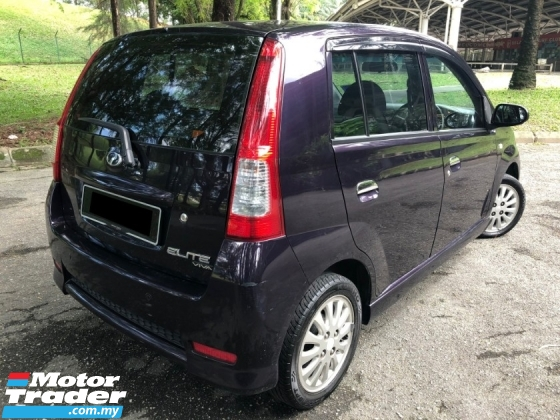 2013 PERODUA VIVA ELITE EZI (A) DIRECT OWNER SALE