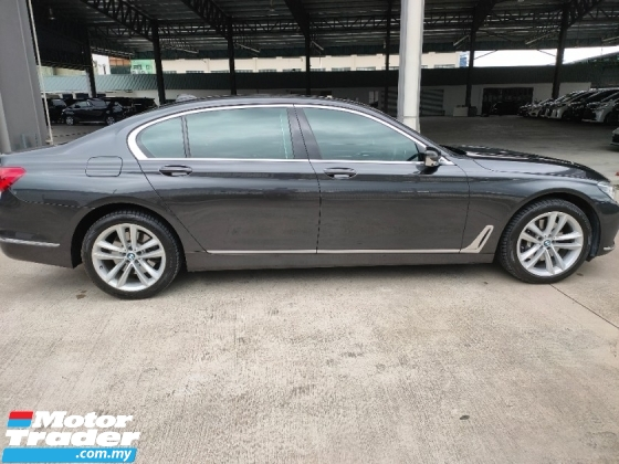 2016 BMW 7 SERIES 2016 BMW 740LI Facelift Local FULL SPEC For Sale