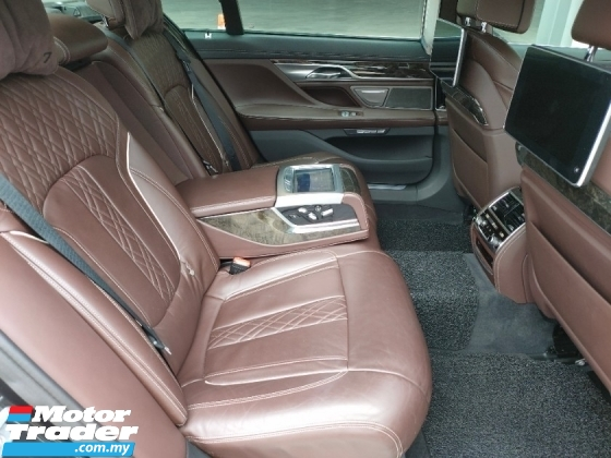 2016 BMW 7 SERIES 2016 BMW 740LI Facelift Local FULL SPEC For Sale