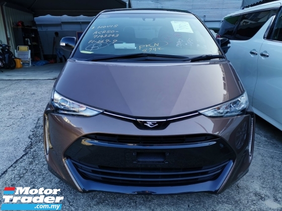 2016 TOYOTA ESTIMA Toyota Estima 2.4 New Facelift with pre crash