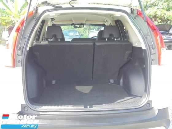 2013 HONDA CR-V 2.4 4WD PShift GPS ECO Facelift LikeNEW