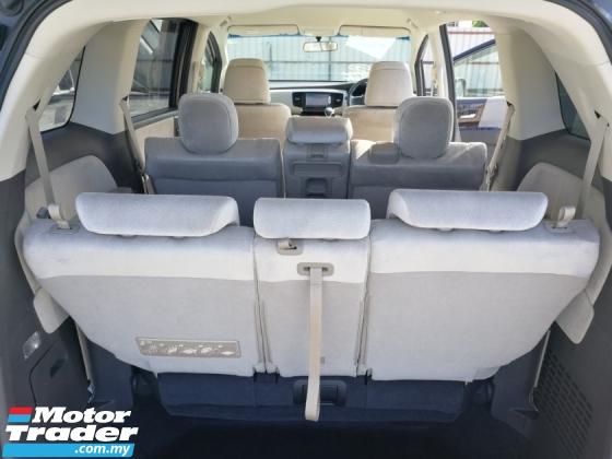 2015 HONDA ODYSSEY 2.4 EX 8 seater Unreg