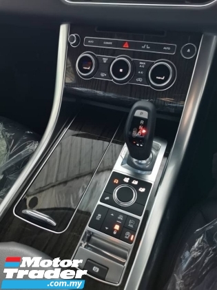2016 LAND ROVER RANGE ROVER SPORT SUPERCHARGED 3.0 - Pano Camera/Auto Access Height - UNREGISTERED
