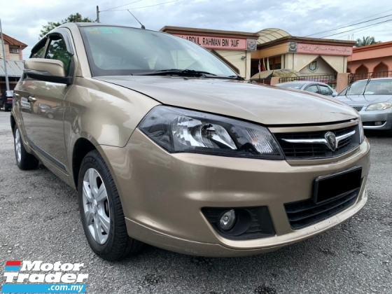 2012 PROTON SAGA 1.3 FLX (A) 1 OWNER - SERVICE RECORD - LOW MILEAGE - TIP TOP CONDITION - PERFECT LIKE NEW