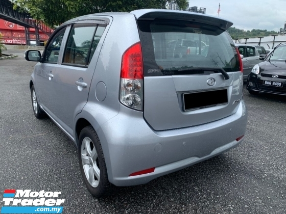 2007 PERODUA MYVI 1.3 (A) 1 OWNER - LOW MILEAGE - TIP TOP CONDITION - PERFECT LIKE NEW - VIEW TO BELIEVE....