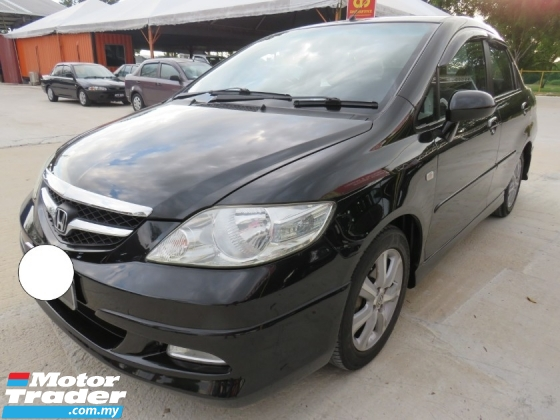 2008 HONDA CITY 1.5 (A) Vtec One Careful Owner Mugen Bodykit 7 Speed Mode Paddle Shift Accident Free High Loan Tip Top Condition Must View