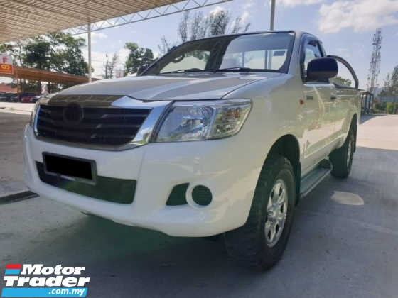2012 TOYOTA HILUX 2.5cc MANUAL SINGLE CAB,LOW IN MILEAGE,EXCELLENT CONDITION,1 OWNER,VIEW TO SATISFY,CHEAPEST IN TOWN,GRAB IT