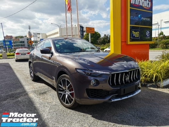 2018 MASERATI OTHER 2018 Maserati Levante S SQ4 GRANLUSSO FULL SPEC 450-HP* {U.K MASERATI APPROVED PRE-OWNED} VELAR
