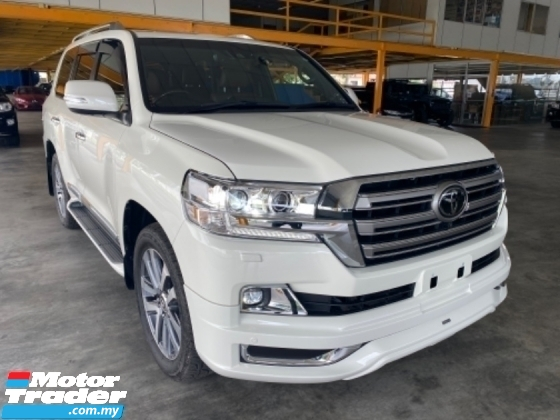 2016 TOYOTA LAND CRUISER 4.6 ZX (7753)