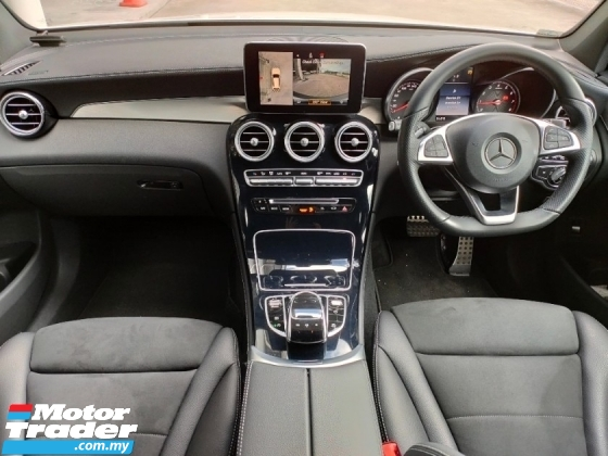 2016 MERCEDES-BENZ GLC 250 2016 Mercedes GLC50 AMG Power Boot HUD Pre Crash Blind Spot Japan Spec Unregister for sale