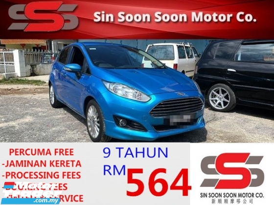 2014 FORD FIESTA 1.5 SPORT HATCHBACK PREMIUM FULL SPEC BLACKLIST BOLE LOAN(AUTO)2014 Only 1 LADY Owner, 53K Mileage, KEYLESS PUSHSTART HONDA TOYOTA NISSAN MAZDA PERODUA MYVI AXIA VIVA ALZA SAGA PERSONA EXORA ERTIGA VIOS YARIS ALTIS CAMRY VELLFIRE CITY ACCORD CIVIC ALMERA