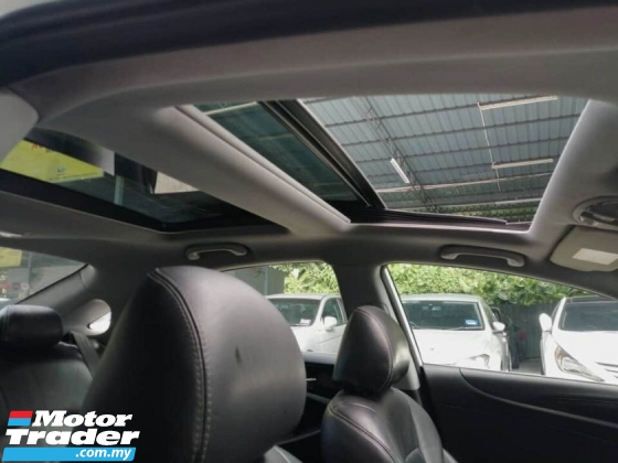 2014 HYUNDAI SONATA 2.0 GLS LEATHER PANAROMIC ROOF