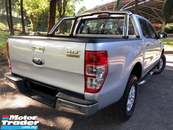 2015 FORD RANGER 2.2 XLT FACELIFT (A) 6 SPEED 4X4