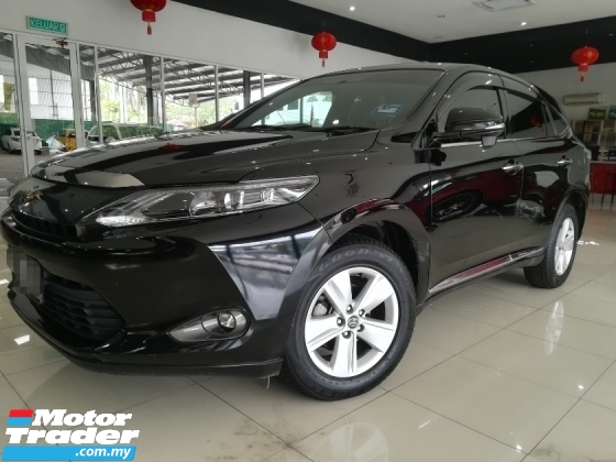 2014 TOYOTA HARRIER 2.0 FACELIFT ELEGANCE SPEC 1 YRS WARRANTY PROVIDED