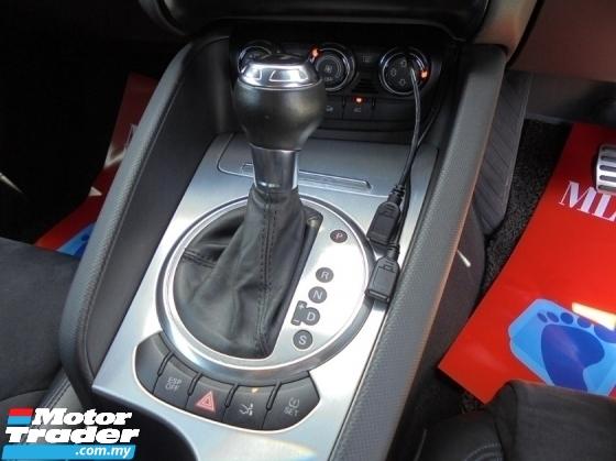2009 AUDI TT 2.0 S-Line TFSI Quattro Coupe Sport SUPER LikeNEW Reg.2013