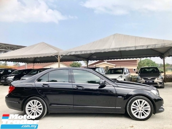 2013 MERCEDES-BENZ C-CLASS C200 CGI BLUE EFFICIENCY Good Condition Original Paint Accident Free No Repair Need Worth Buy