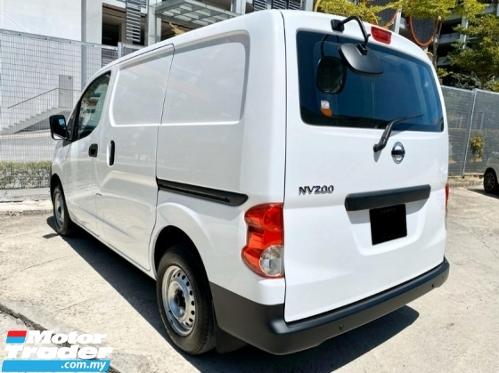 2017 NISSAN NV200  1.6 Panel Van(TRUE YEAR MAKE)(FULL SERVICE RECOND)(UNDER WARRANTY)