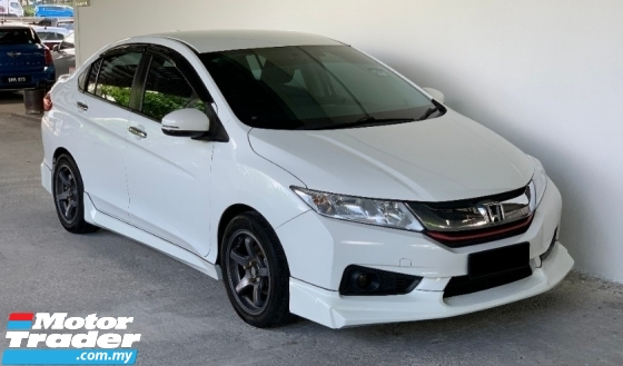 2015 HONDA CITY 1.5 I-VTEC Auto Facelift MUGEN Edition