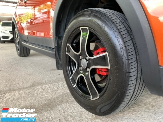 2019 Haval H1 1.5 Auto Great Wall M4 Facelift High Spec