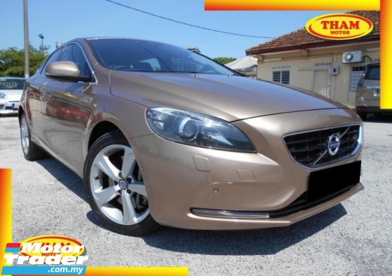 2015 VOLVO V40 2.0 TURBO 7 ARIBAGS BEST CONDITION LIKE NEW LOW MILEAGE ACCIDENT FREE 213 H/P 1 YEAR WARRANTY