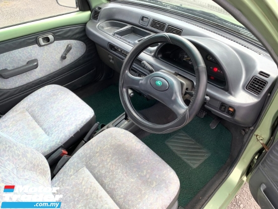 1998 PERODUA KANCIL 660 (A) 1 OWNER - LOW MILEAGE - GOOD CONDITION - PERFECT NEW - VIEW TO BELIEVE.....