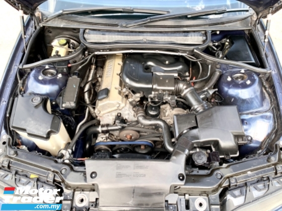 2002 BMW 3 SERIES E46 318I CKD LEATHER SEAT ORI PAINT