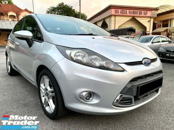 2011 FORD FIESTA 1.6 SPORT TI-VCT (A) 1 OWNER - LOW MILEAGE - CLEAN & TINNY - TIP TOP CONDITION - VIEW TO BELIEVE....